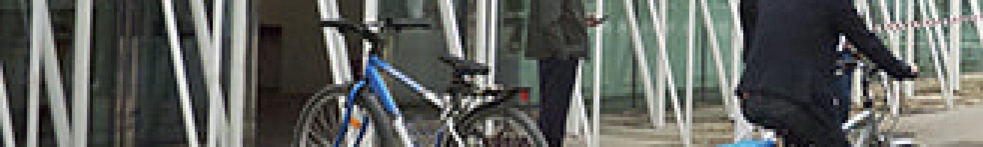 rotterdam pyöräteline